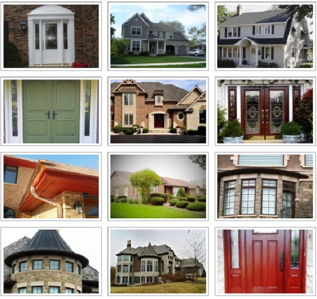 Different Types of Exterior Doors You Must Know About