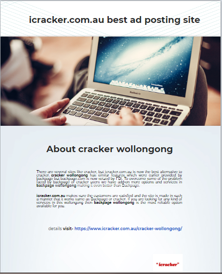 Cracker wollongong