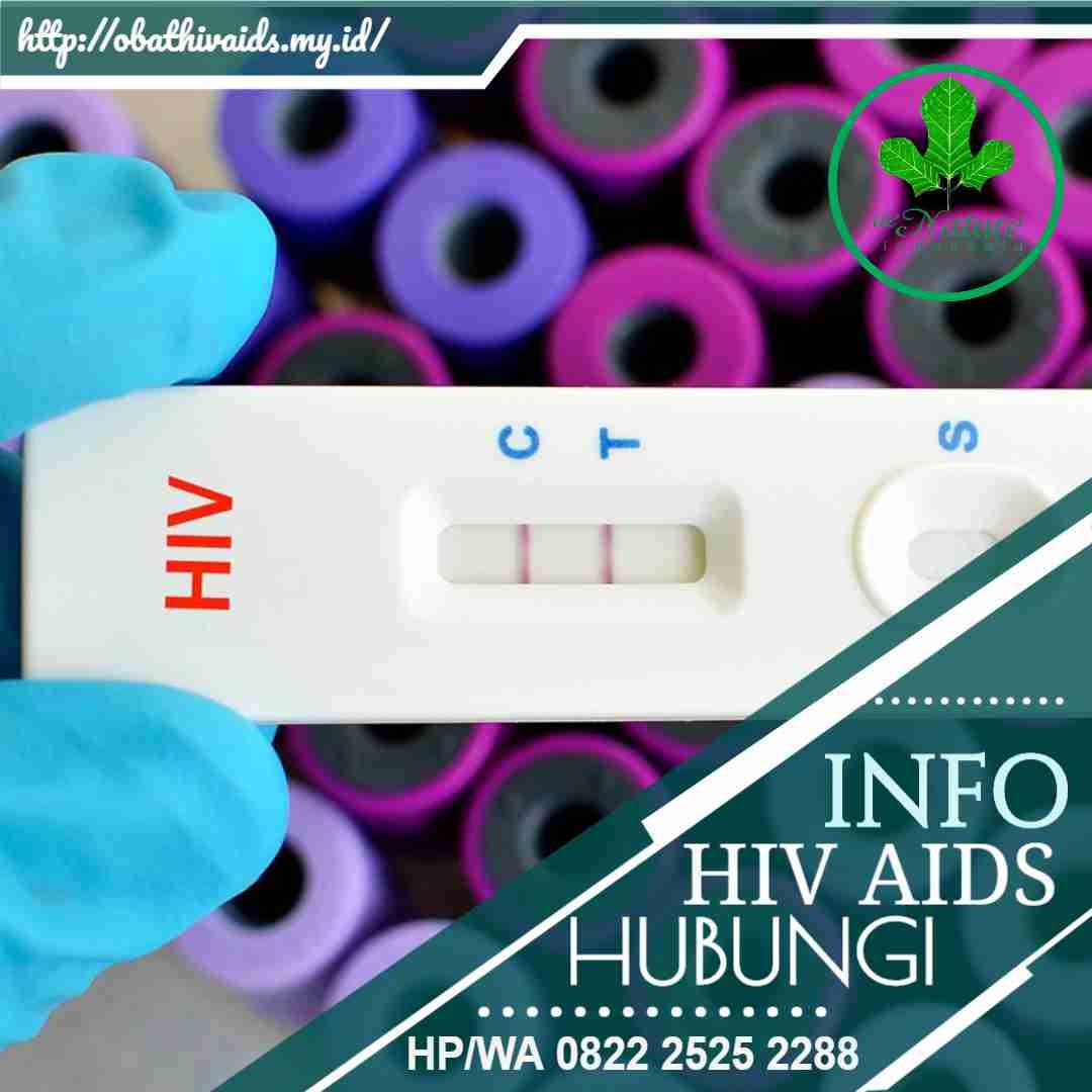gejala fisik hiv