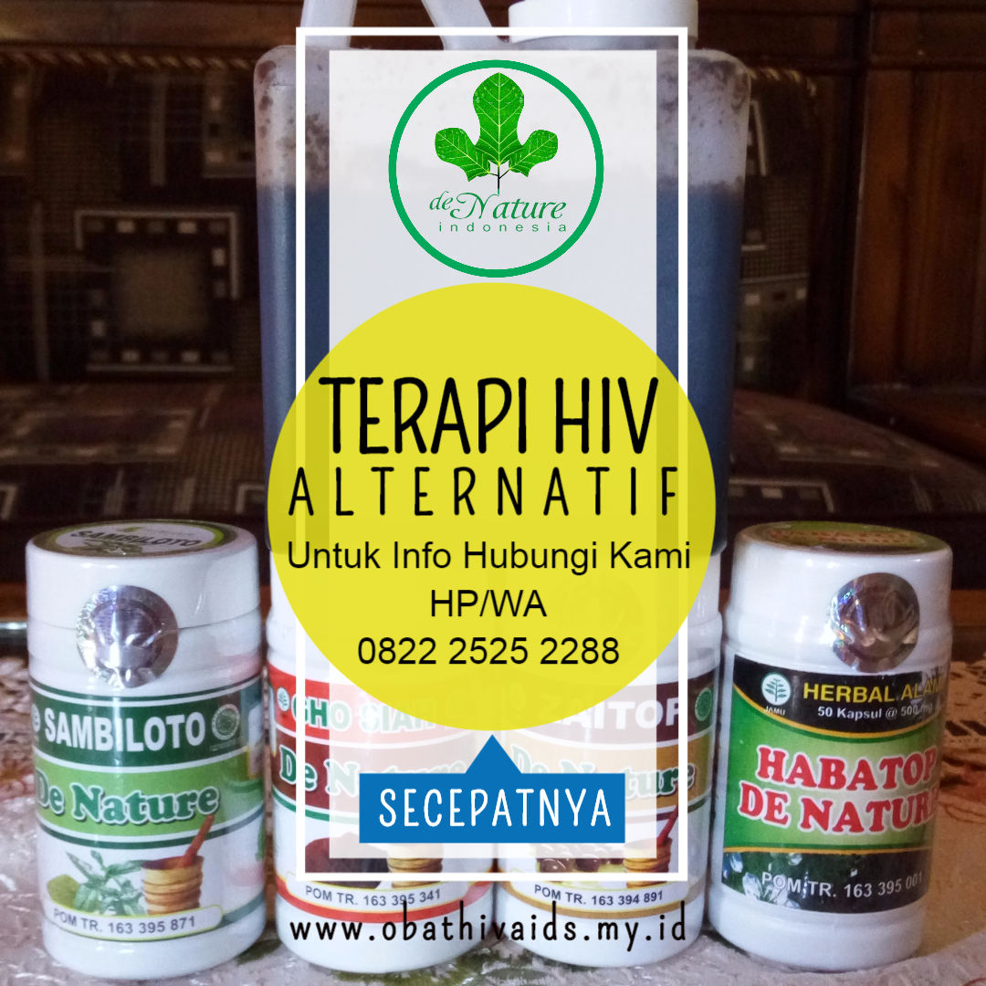Obat alternatif hiv