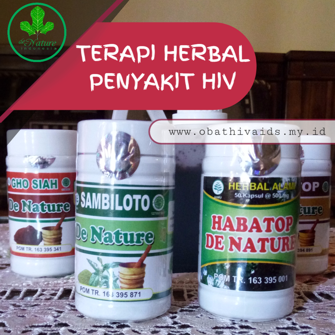 Obat hiv herbal