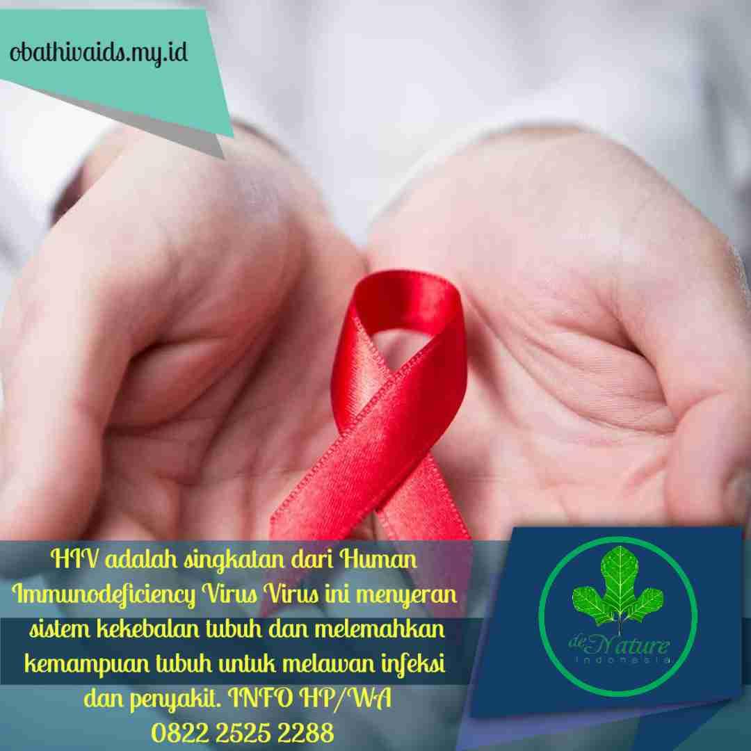 gejala penyakit hiv brainly