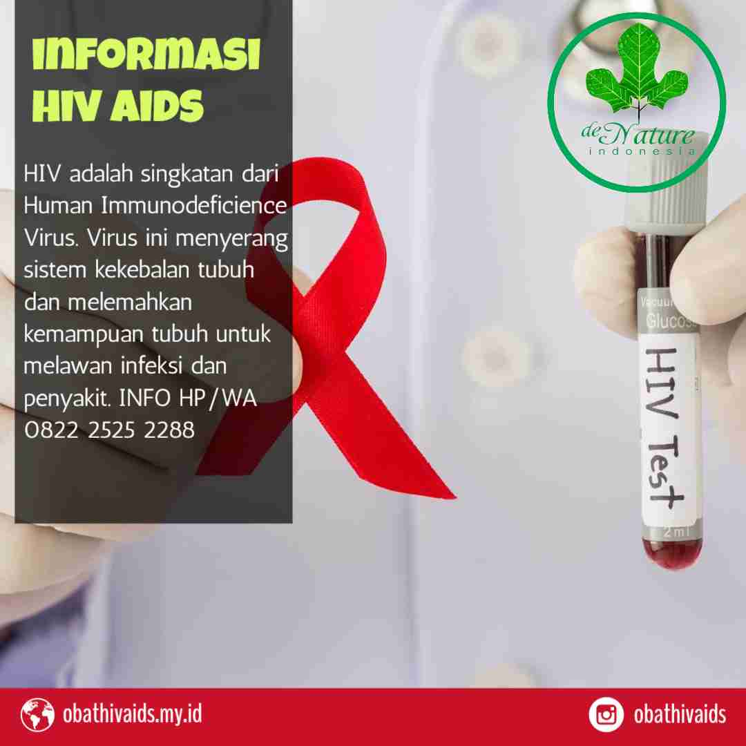 gejala umum terkena hiv