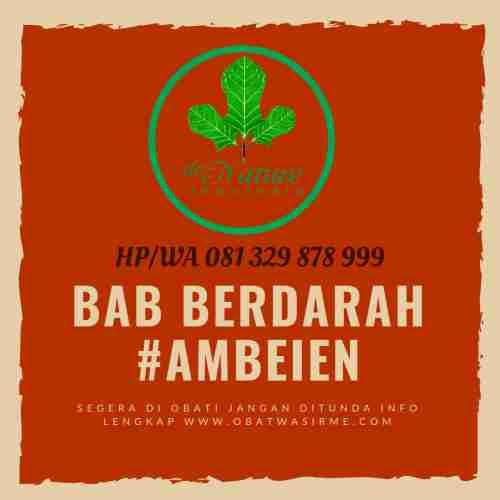 Pengobatan Ambeien