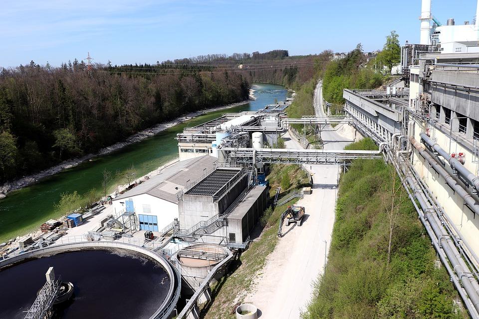 Sewage plant 4560229 960 720