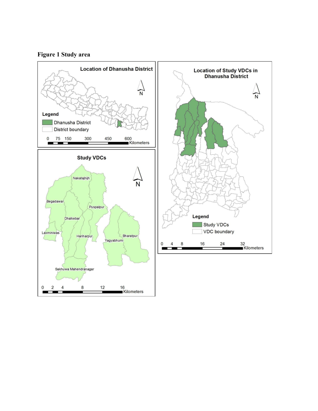 Figure study map