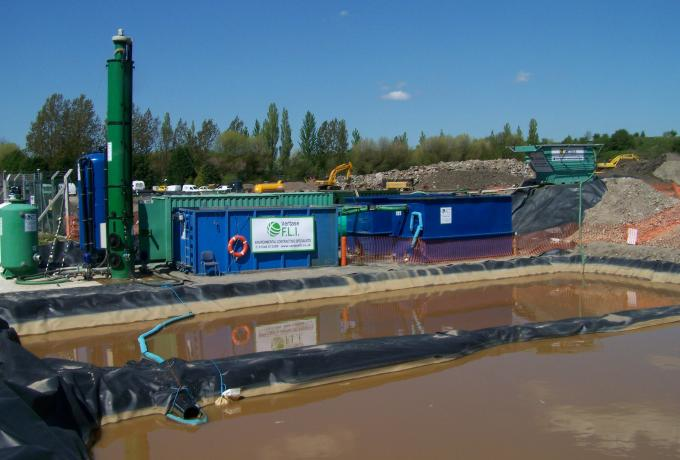 Soil Washing: schema di processo e analisi di sostenibilità ambientale