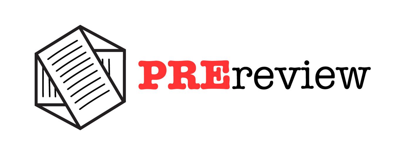 Prereview main logo