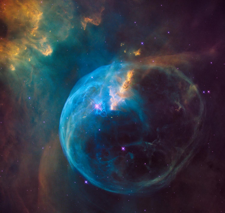 Bubblenebula